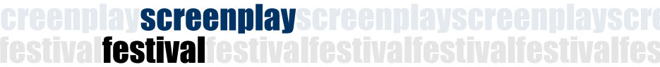 SCREENPLAY FESTIVAL